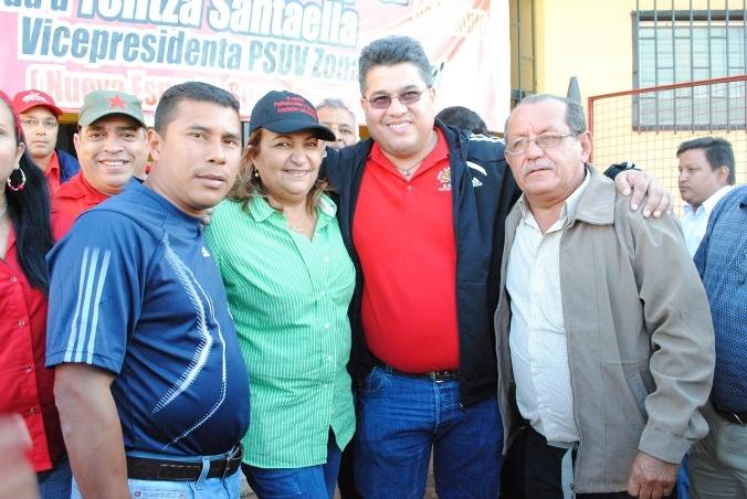 el-alcalde-pedro-martinez-recibio-en-guanipa-a-la-vice-presidenta-del-psuv-en-oriente