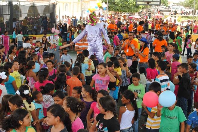 1200-ninos-se-dieron-cita-en-guanipa-para-disfrutar-su-dia