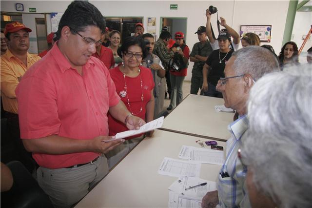 Proclamado Pedro Martínez Alcalde Electo de Guanipa